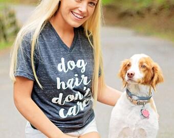 Dog Shirt , Dog Mom Shirt Dog Lover Gift , Dog Mom , Fur Mom , Bella Canvas Marble , V Neck , Gift For Her , Canine , Dog Lover Shirt