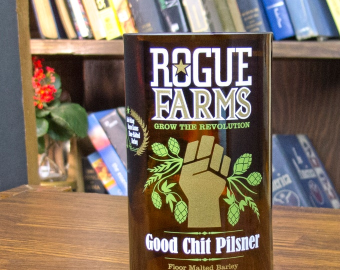 Husband Gift Idea Rogue Good Chit Pilsner Glass Tumbler From Wife Son Daughter Friend Cousin Drunk Drinking Glass Present Cool Things best
