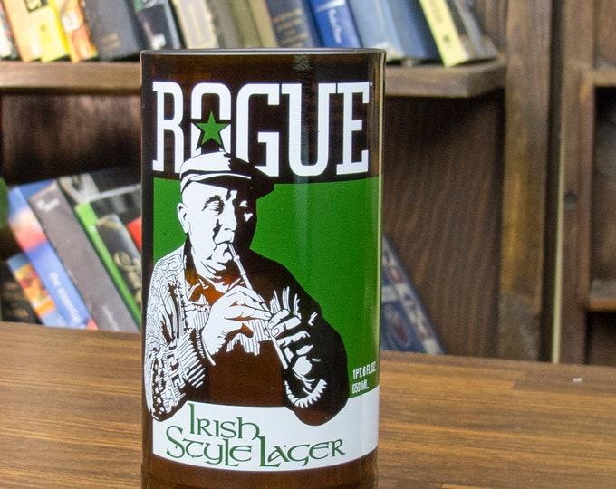 Best Beer Gift Rogue Irish Lager Tasting Cool Things From Son Real Man 21st Birthday Gift Beer Geek Beer Lovers Liquor Cabinet Gift For Men