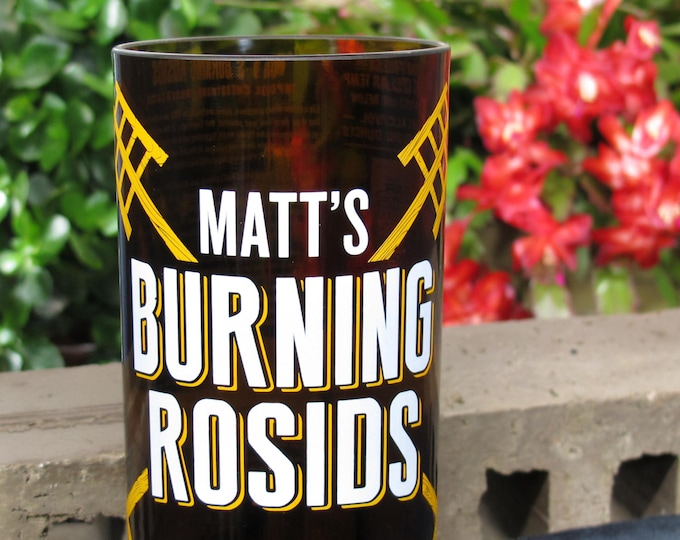 ingenious gift matt's burning rosids tumbler gift real man gift awesome manly gifts unique beer pong beer gift ideas beer lovers xmas gifts