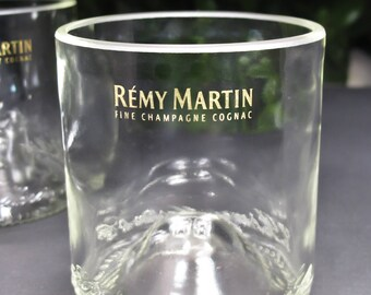 8oz Remy Martin Cognac Cups Upcycled Bottles Gifts with Soul 2018