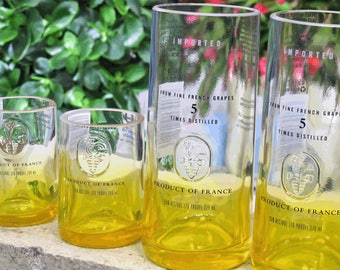 Ciroc Pineapple Glasses Gift Set Shot Glasses and Tumblers