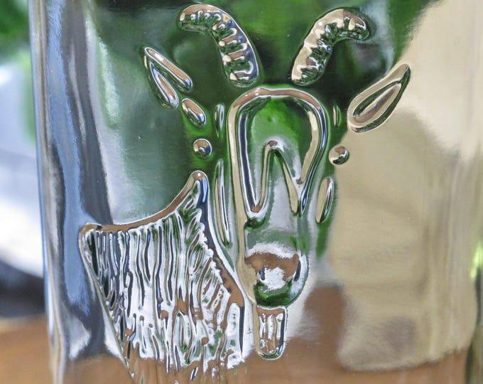 tequila cabrito vase housewarming gift drinkers present fun xmas idea liquor cabinet perfect gift idea home decor uncommon gift idea for