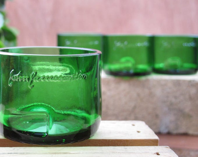 man cave ideas Jameson Irish Whiskey shot glasses 21st birthday gifts party handcut surprise party last minute gift family reunion bar cart