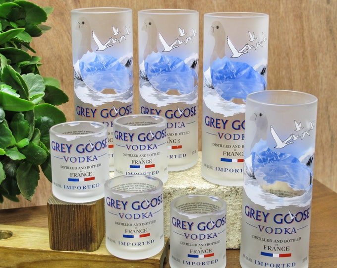 Cool Groomsmen Gifts grey goose vodka drinker thoughtful unique uncommon birthday anniversary 21st bday eco gift for guys wedding cool best