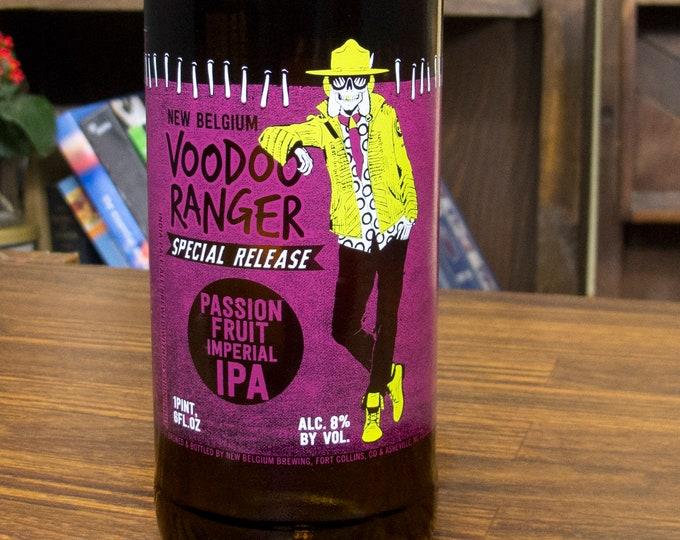 New Belgium voodoo ranger beer glass gift idea beer valentines gift beer glasses beer geek beer pong unique beer gifts gift idea for beer