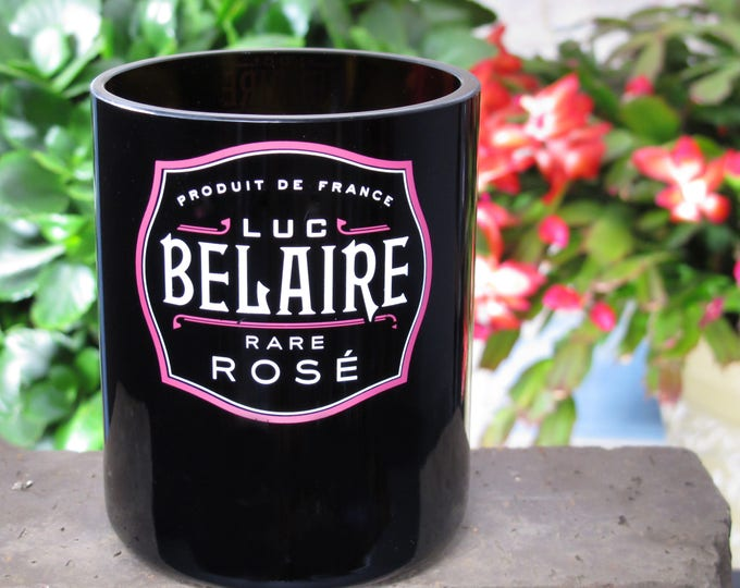 wine gift idea Luc Belaire Rare Rose tumbler gift for wine lover earth friendly gift wine tasting fun new year gift wine glass gift idea