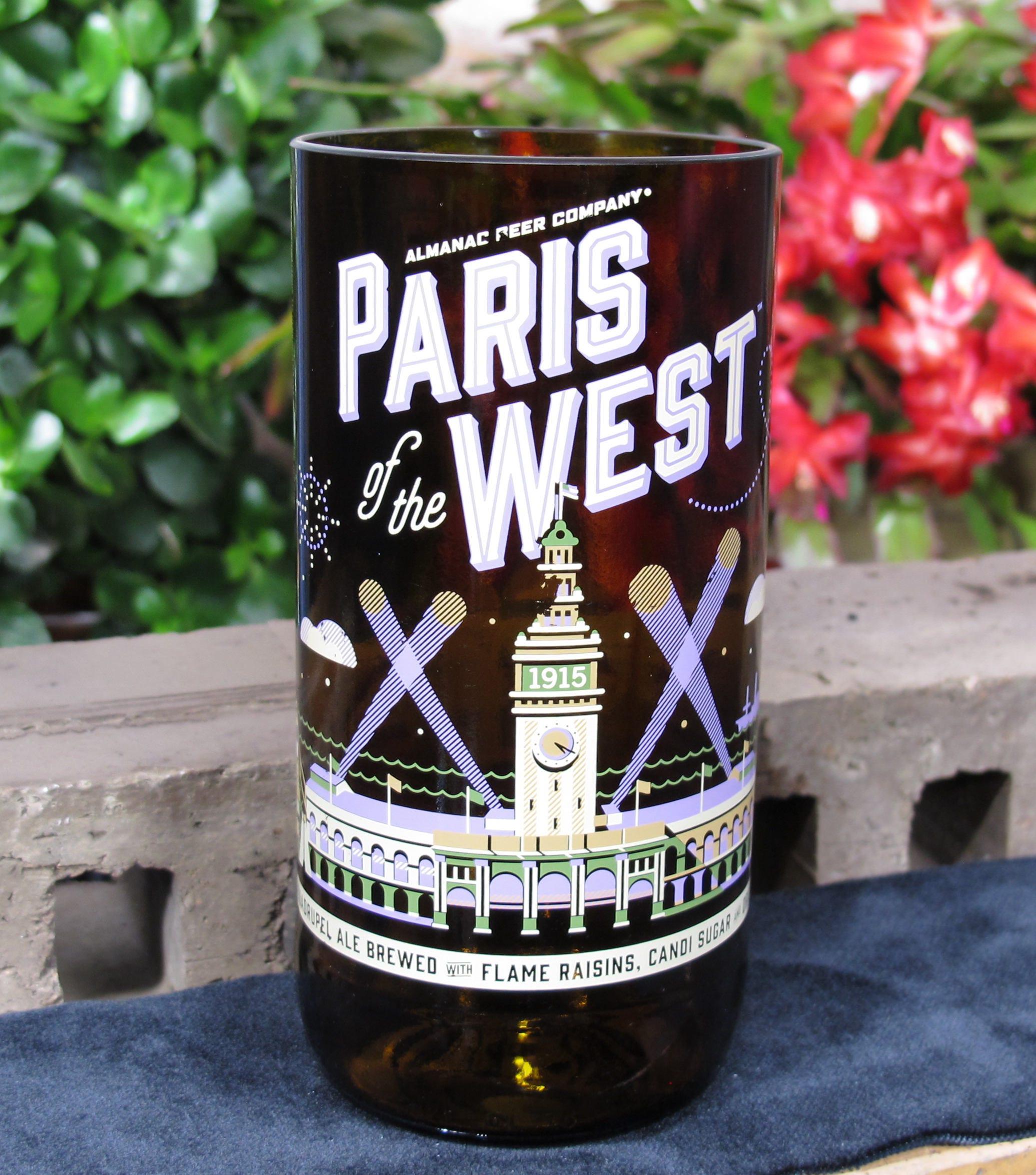 almanac beer company paris west IPA unique beer gifts beer | Etsy