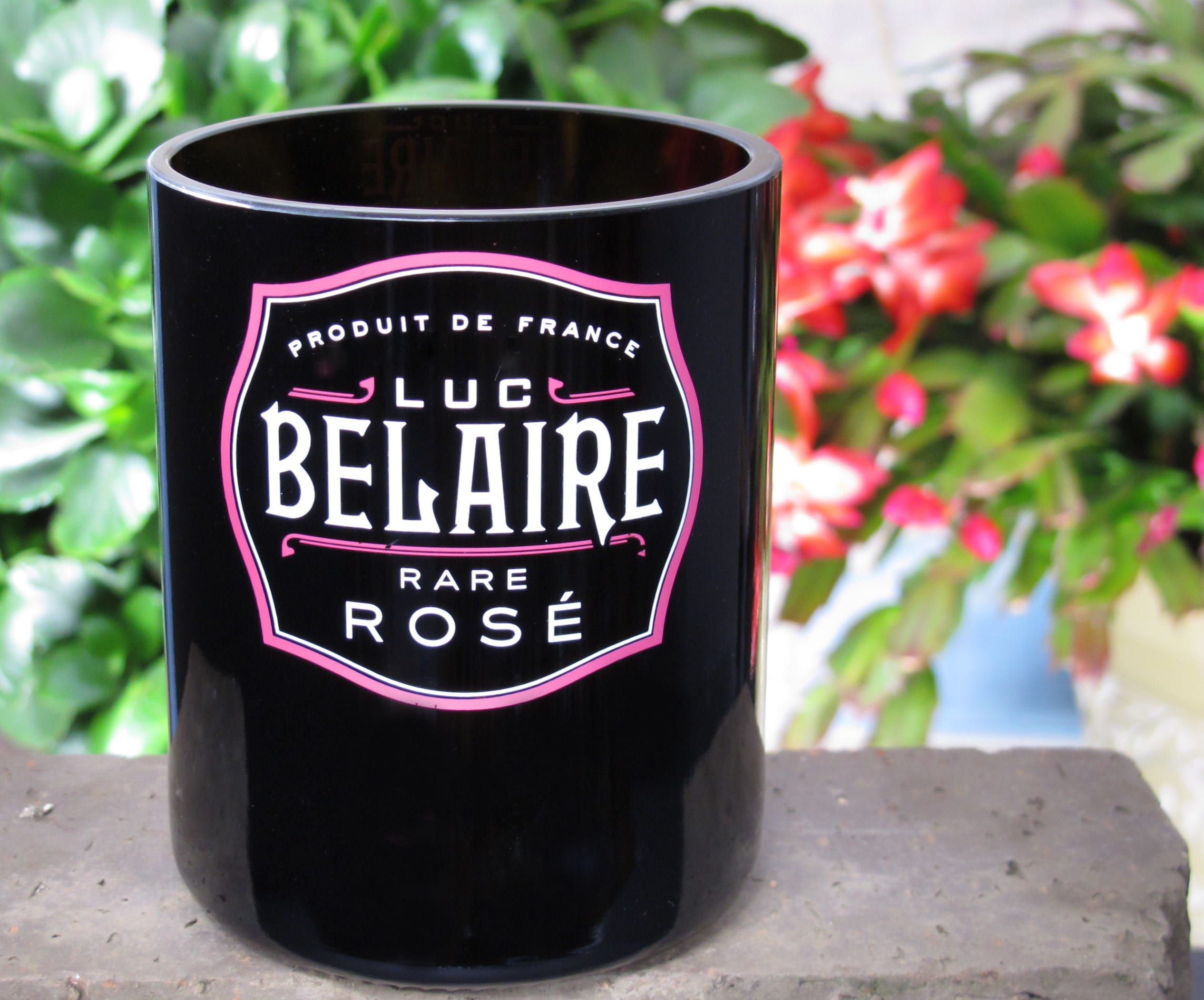 wine gift idea luc belaire rare rose tumbler gift for wine lover