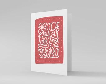 Greeting Card, Greeting card handmade, Card