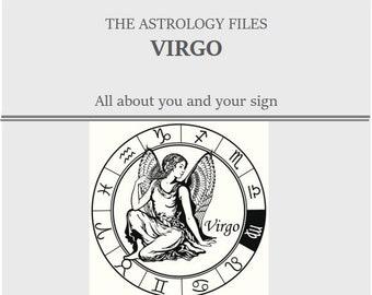 VIRGO TAROSCOPE READING- by Cosmopolitan's tarot expert, via email/pdf