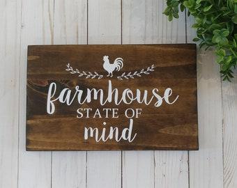 Farmhouse Sign, Farmhouse Style, Wood Sign, Rustic, Farmhouse Rustic Sign, Home Decor, Farmhouse Home Decor, Wall decor, Gallery Wall