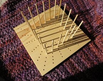 "Wooden Blocking Board 4""-10"""