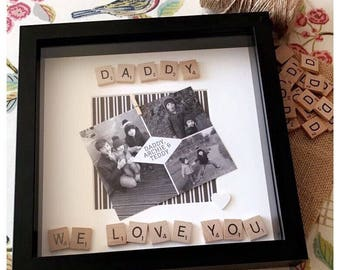 Daddy Picture Frames Happy Birthday Daddy Picture Frames Cafepress