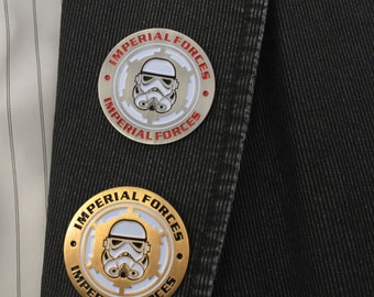 Star Wars Stormtrooper  501st Collectible Pin