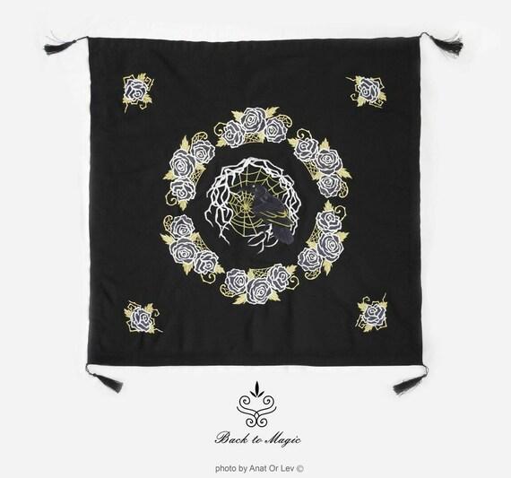 Magic Cloth Canadian Tire: Altar Cloth. Divination Cloth. Magic. Witch. Tarot Cloth