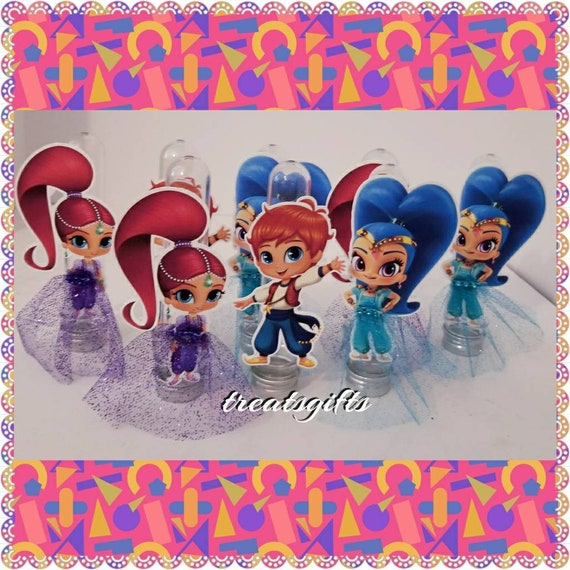 Shimmer And Shine Birthday Candy Wand