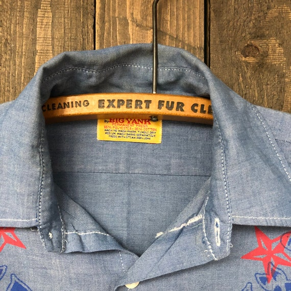 Western shirt     Western Button Up    Long Sleev… - image 2