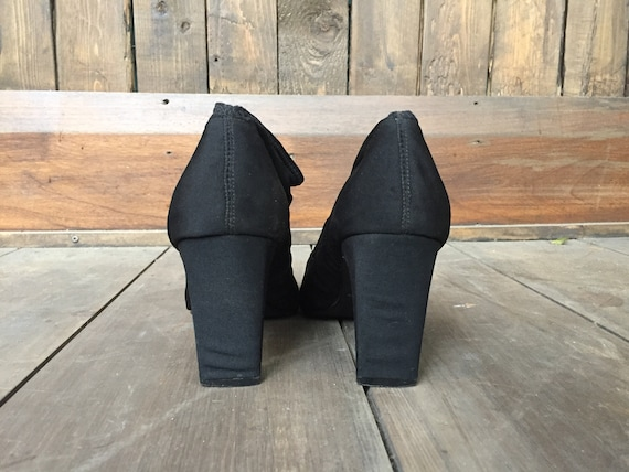 Black High Heel Shoes || Full Cover High Heels ||… - image 6