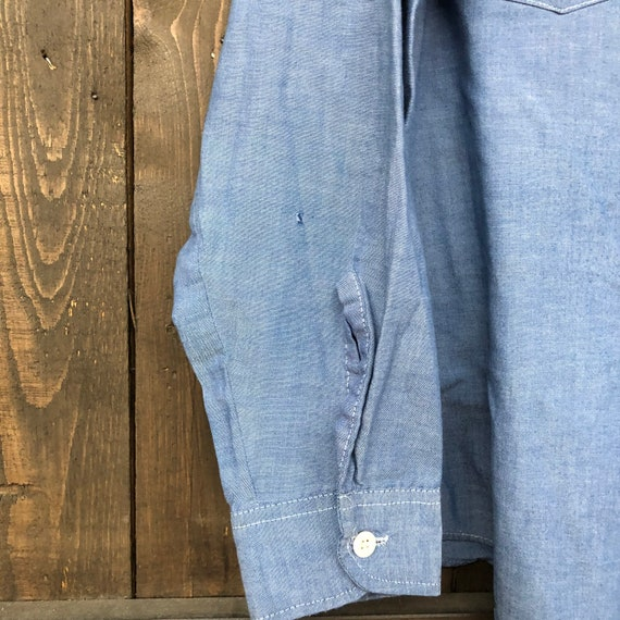Western shirt     Western Button Up    Long Sleev… - image 5