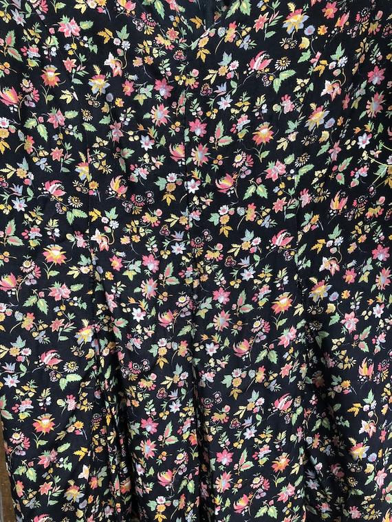Floral Romper    Wide Leg Romper    Jeffrey And D… - image 4