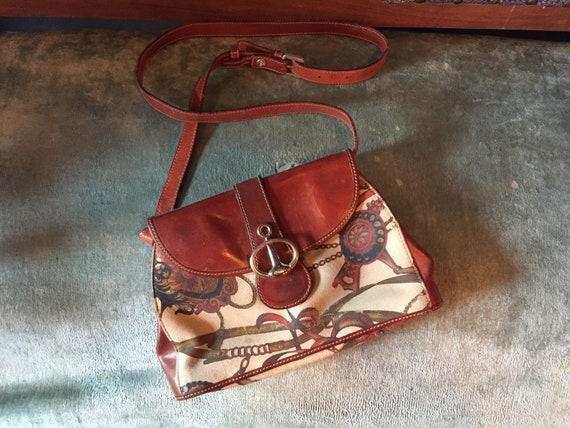 Bonia purse || Western Purse || Leather Equestrian