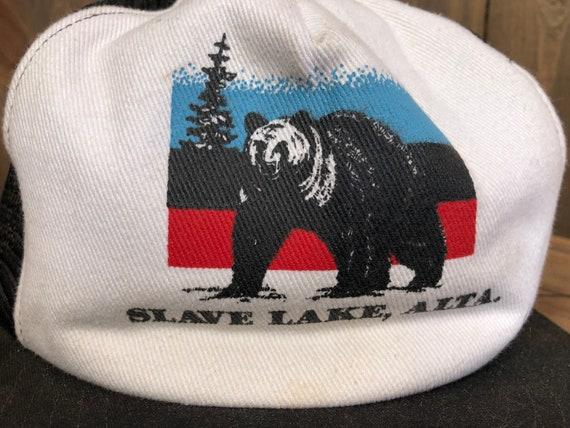 Wildlife Snapback    Trucker Hat    Slave Lake Al… - image 3