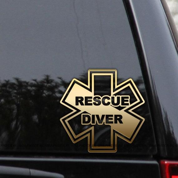 scuba diving mask fins tank skull badge sticker Scuba diver crossbones decal