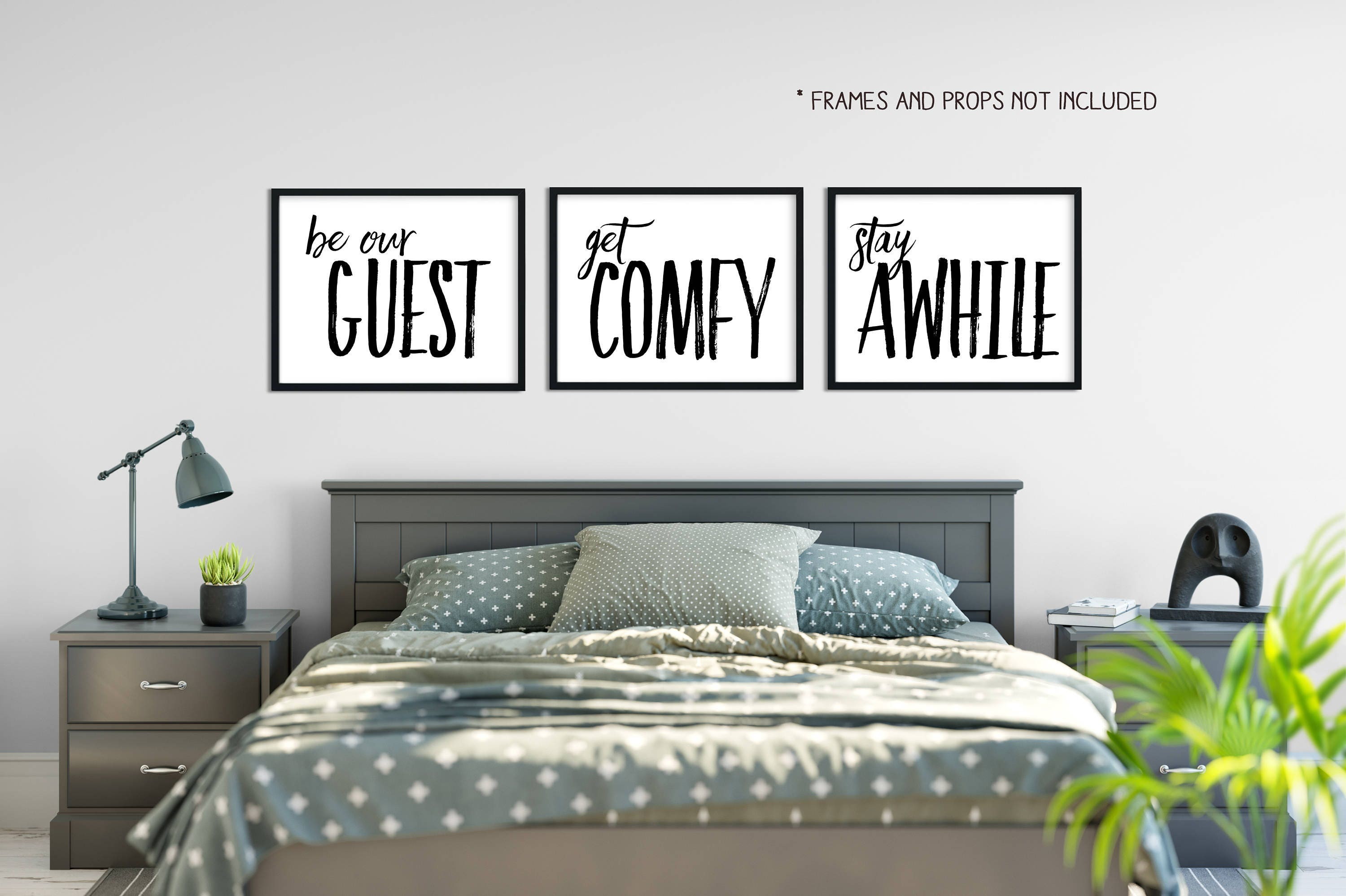 graphic regarding Be Our Guest Printable named Property Decor 16x20 - Wall Decor - Be Our Visitor - Order At ease