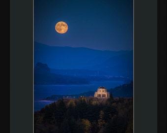 The harvest moon vista
