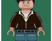 Brad pitt lego