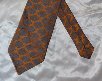 Vintage Chadwick by Wembley Silk Skinny Tie