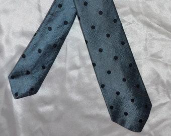 Vintage Sir Wembley Silk Skinny Tie