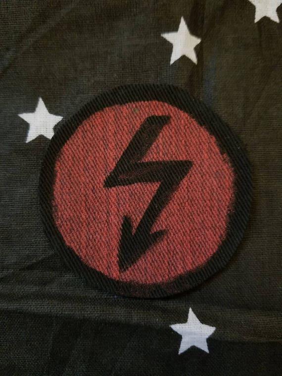 Marilyn Manson Shock Antichrist Superstar Symbol 90s Punk Goth