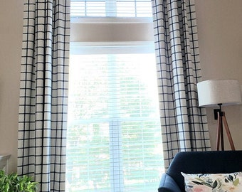 108 Inch Curtains Etsy