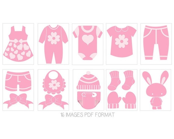 Ideas Adornos Baby Shower.Baby Shower Baby Shower Ideas Baby Shower Themes Decorating Decorations Party Girl Pink Baby Clothing Line Banner