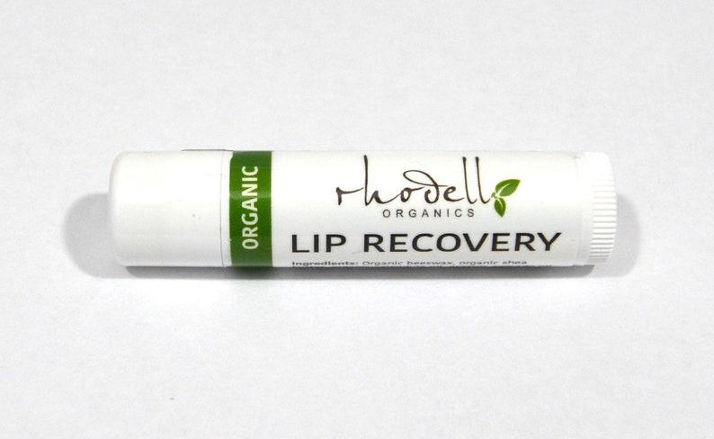 Lip Balm Organic Lips Chapstick Healing Cracked image 0