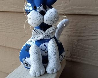 Indianapolis Colts Football Cat