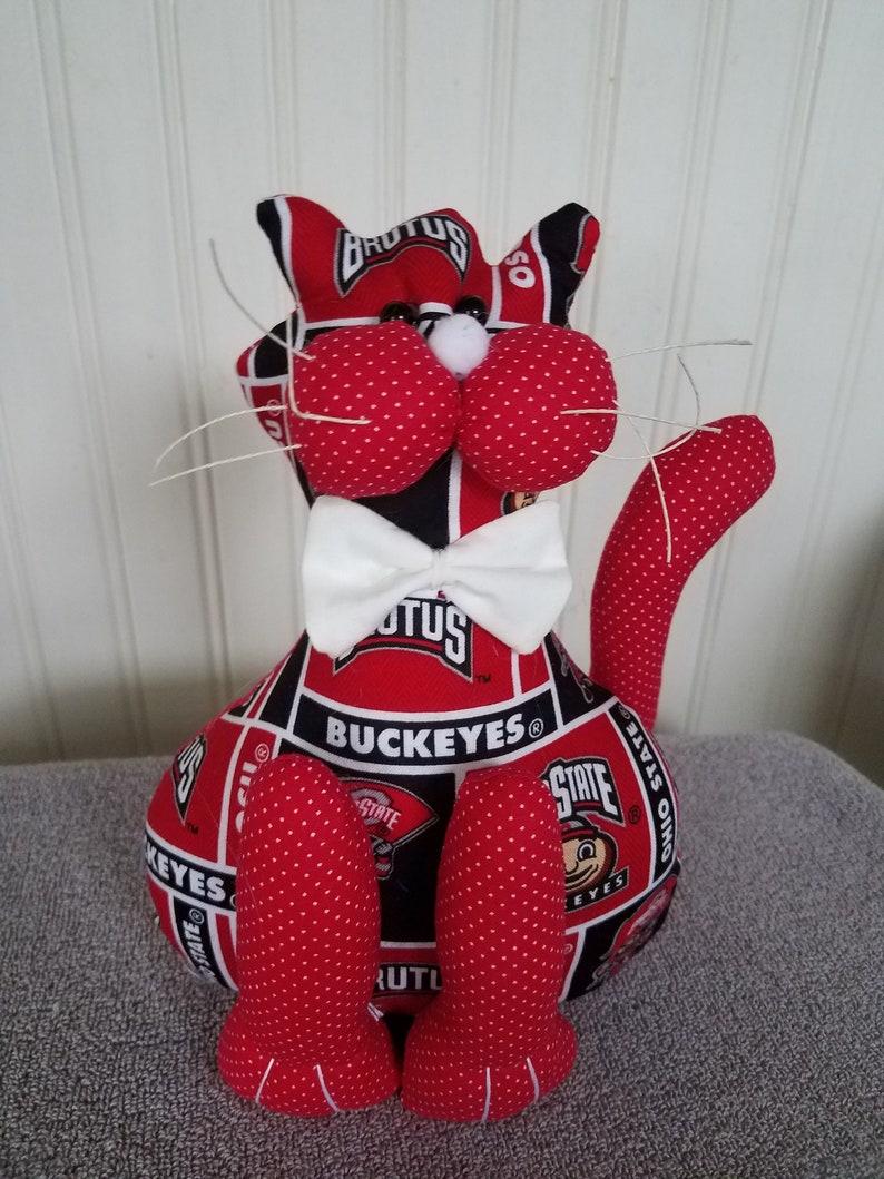 c38b7b5b6e84a Ohio State Buckeyes Football Cat