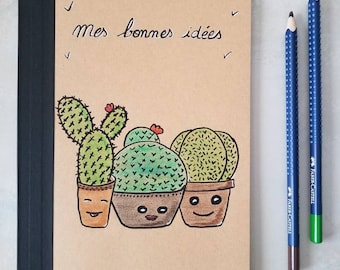 idea Kraft notebook
