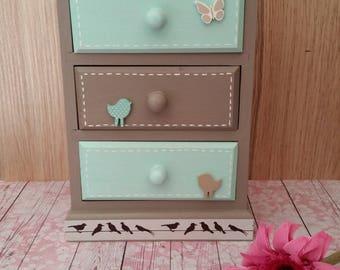Mini decorative Dresser for girl