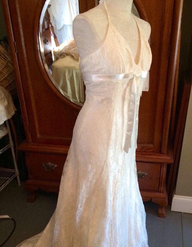 Wedding Dress Stunning Size 4 Jessica McClintock Wedding   Etsy