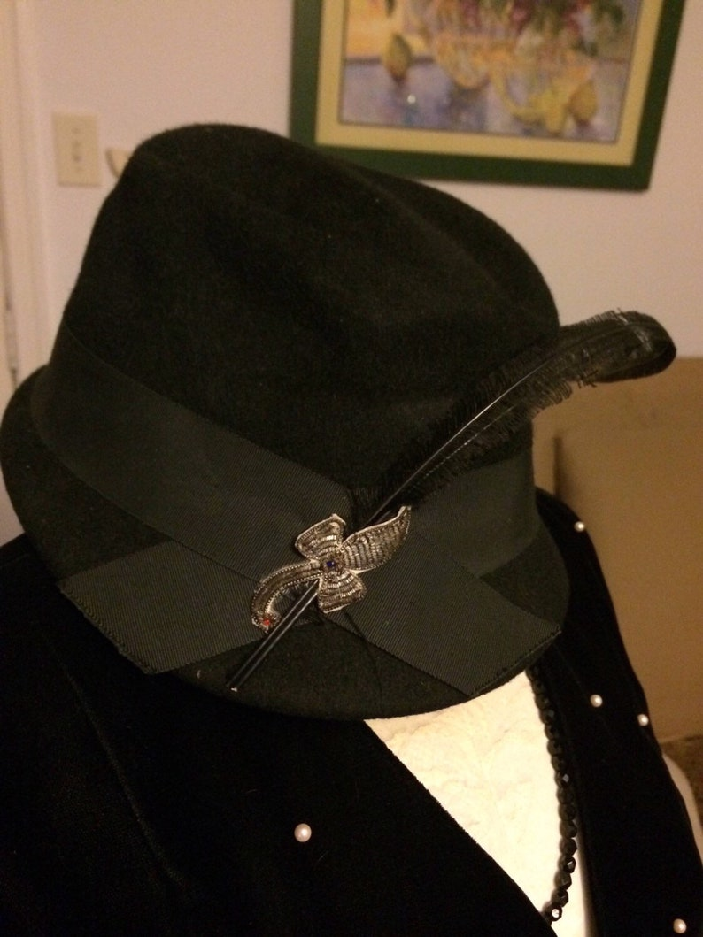 53ace52fe51a6 Vintage Hat Ladies Henry Pollak Inc. New York ladies Hat