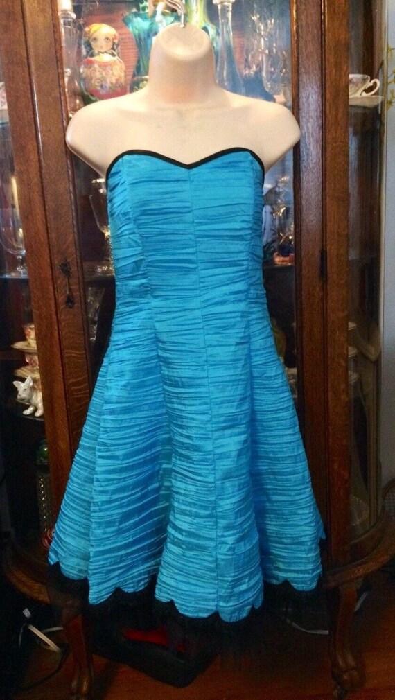 Vintage Dress -  Jessica McClintock for Gunne Sax… - image 2