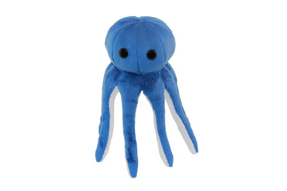 Octopus Plush Toy Sewing Pattern PDF Tutorial Instant Download ...