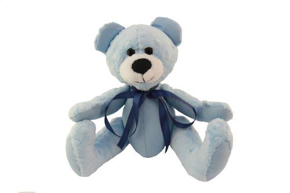Memory Bear Pattern Teddy Tutorial Sewing Patterns Pdf Instant Etsy