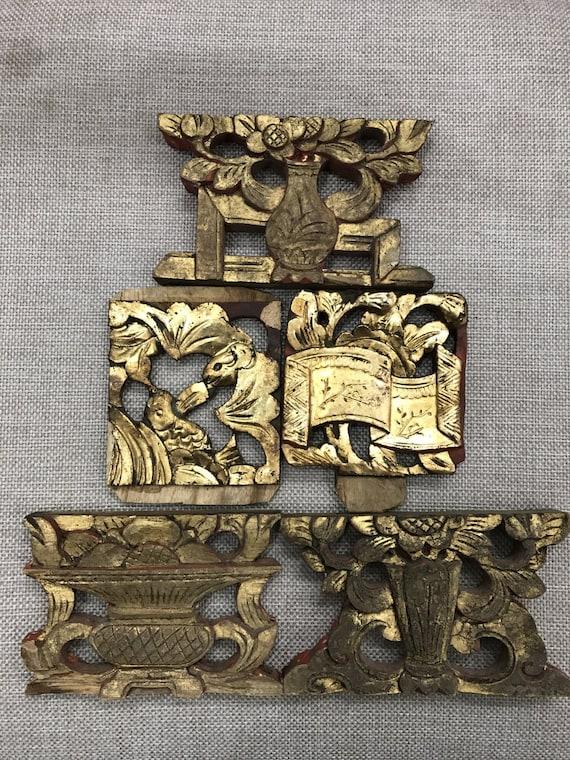 Vintage Wood Paneling: Antique Wood Panels On Sale In Bulk Carved Wood Panels