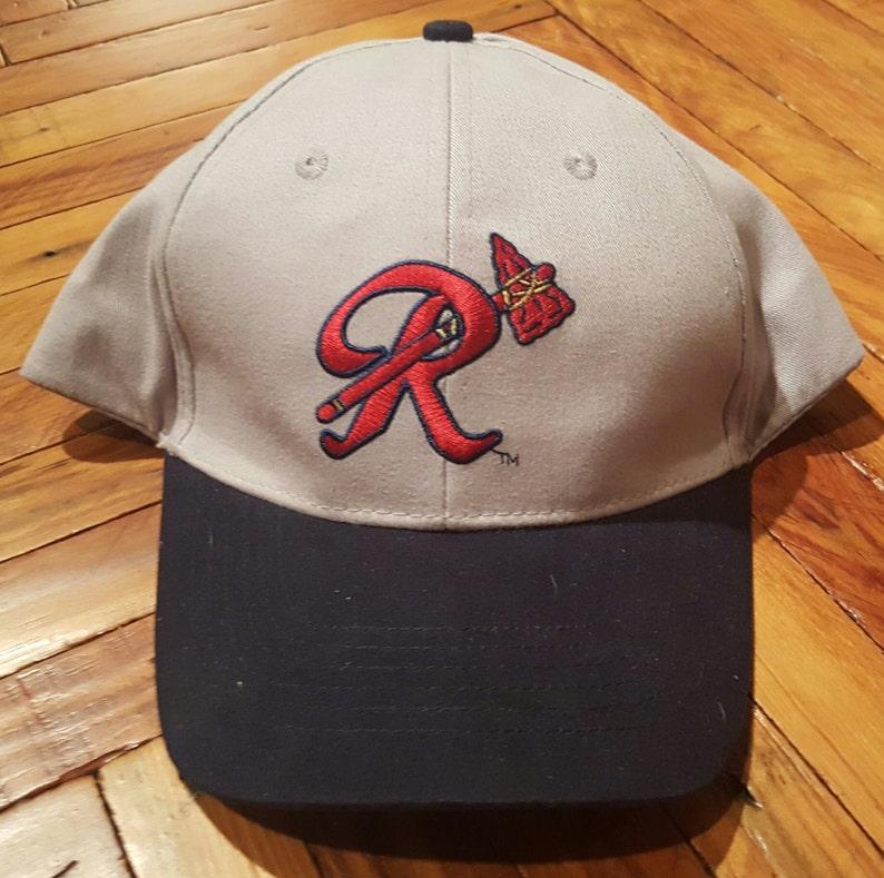7fa6dc73737 Vintage Dad Hat Vintage Norm Core Hat Little League Hat 1990s