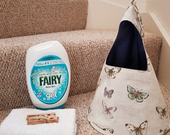 butterfly conical peg bag