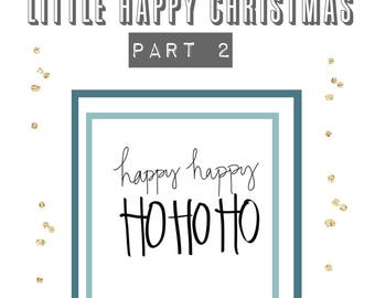 Little Happy Christmas - Part two